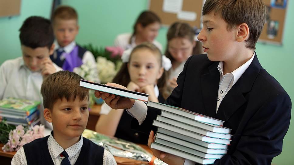 Рынок учебной литературы ждет подъем