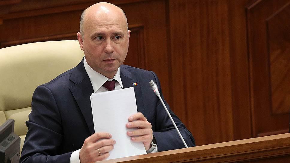 Почему премьер Молдавии запретил себе въезд в РФ