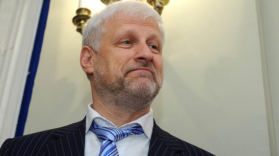Сергей Фурсенко назначен президентом «Зенита»