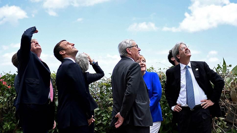 Члены G7 придерживаются единых взглядов на большинство вопросов — в том числе и касающихся отношений с Россией