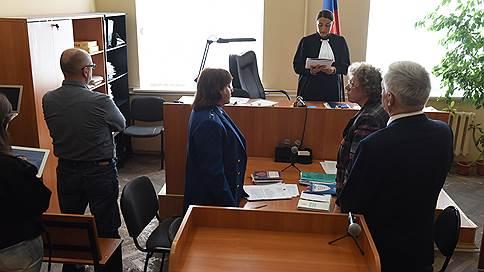 Суд устранился на совещание // Иск о референдуме по Исаакию остался без рассмотрения