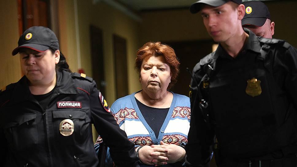Экс-главбуху «Седьмой студии» Нине Масляевой не удалось убедить суд не отправлять ее в СИЗО