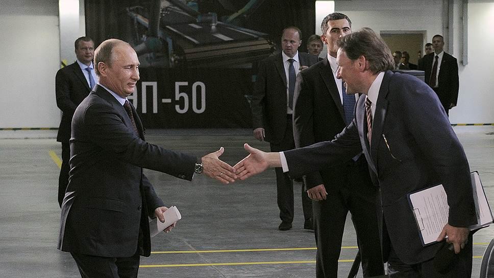 Как в прошлом году в России отметили День предпринимательства