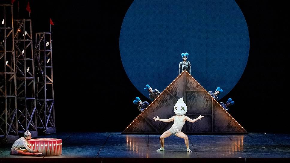Музыкальную сторону балетных премьер Дягилевского фестиваля комментирует Дмитрий Ренанский