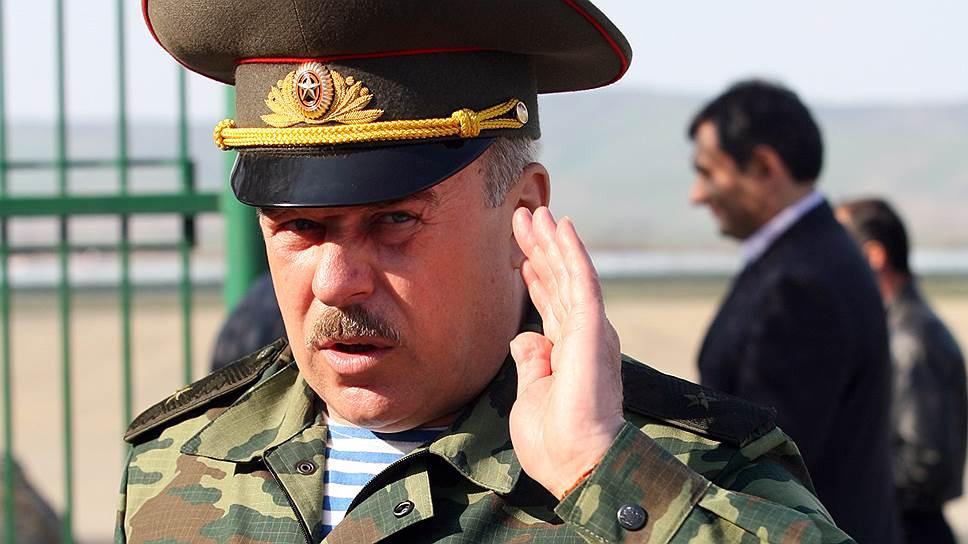 Бывший военный комендант Чечни Леонид Кривонос считает свое уголовное дело сфабрикованным