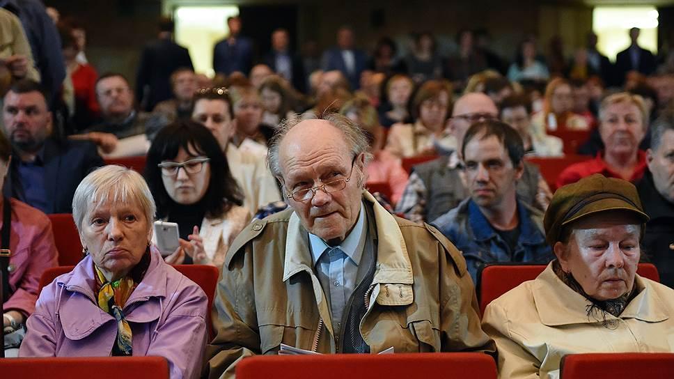Госдума привлекает население к дискуссии о реновации