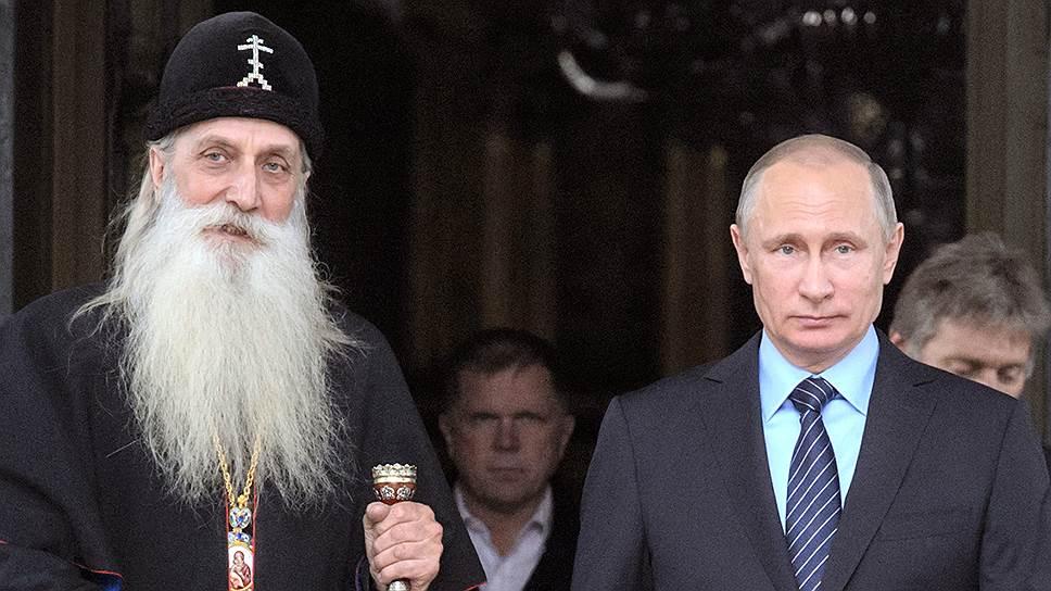 Зачем Владимир Путин приехал к старообрядцам