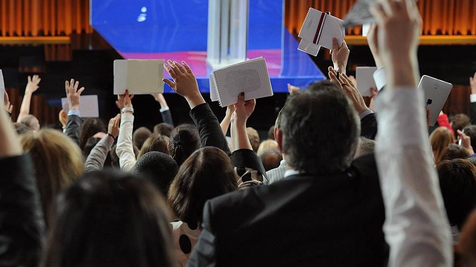 Почему претендентов на президентские гранты стало больше