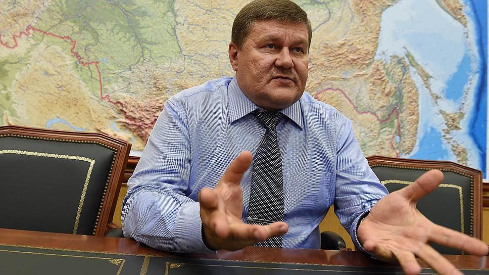 Бывший глава Росграницы Константин Бусыгин принял предложение поработать в непосредственной близи от космодрома Байконур