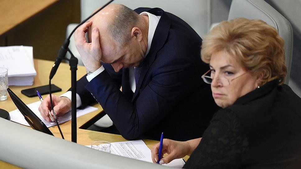 Как Госдума одобрила новую редакцию бюджета