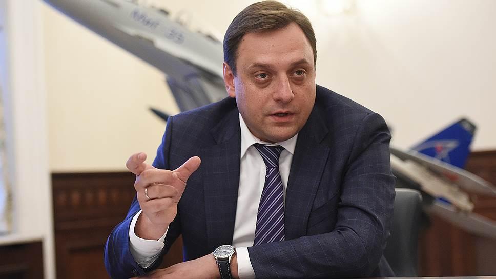 Что гендиректор РСК МиГ Илья Тарасенко рассказал о перспективах истребительной авиации, дальних перехватчиках и беспилотных аппа