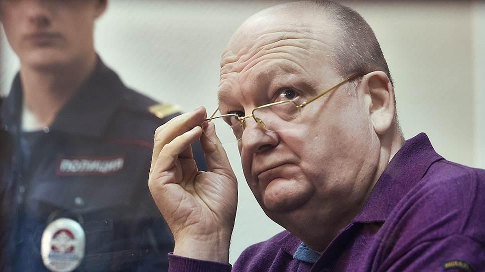 Александр Реймер сохранил награды, но получил восемь лет без права на УДО