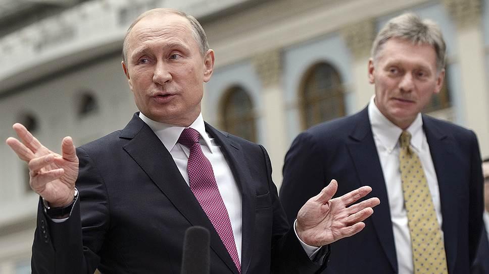 Услышать ответы от Владимира Путина хотели по всей стране