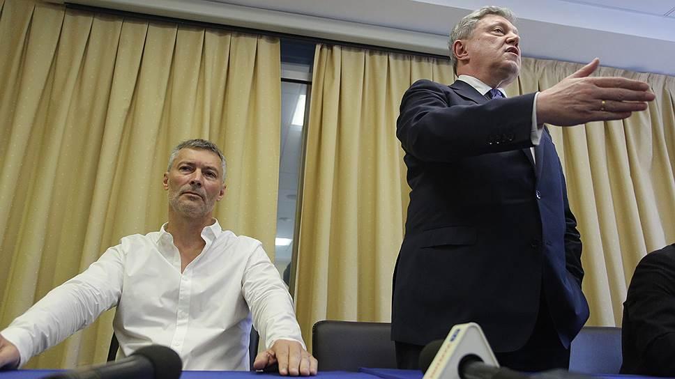 Как проходит выдвижение Евгения Ройзмана от «Яблока» в губернаторы Свердловской области