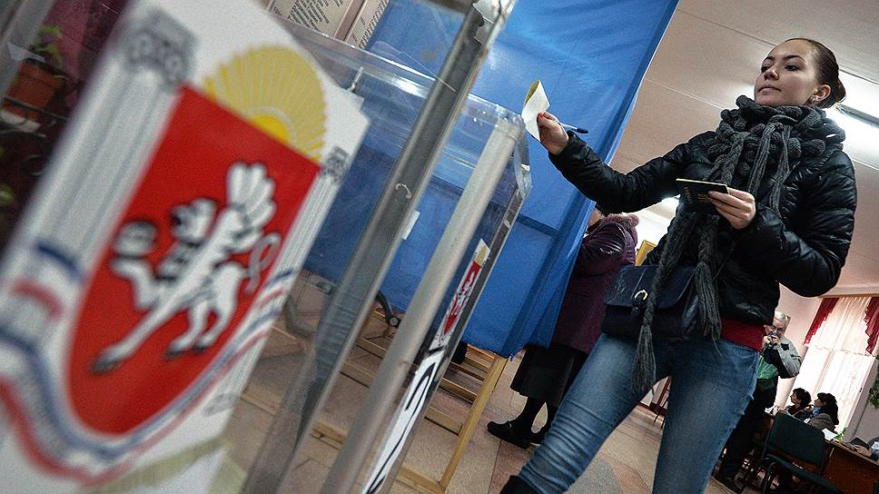Что рассказали о легитимности крымского референдума международным организациям и политикам