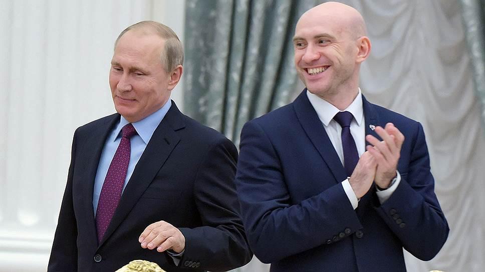 Как Владимир Путин встретился с классными руководителями российских школ