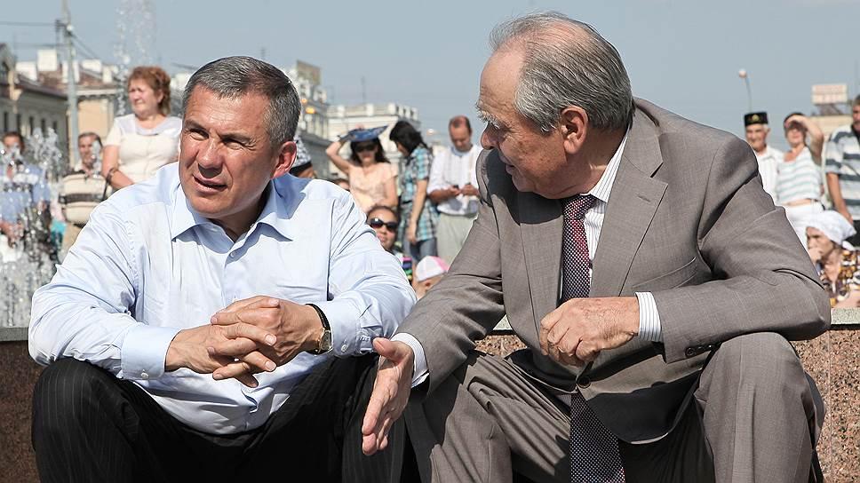 Почему в Москве не намерены продлевать договор с Казанью