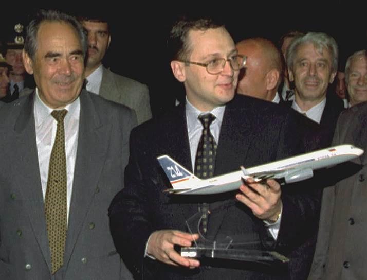 Разногласия по договору между Москвой и Казанью могли возникнуть у Минтимера Шаймиева (слева) и Сергея Кириенко, когда первый был президентом Татарстана, а второй — полпредом президента в Приволжском федеральном округе