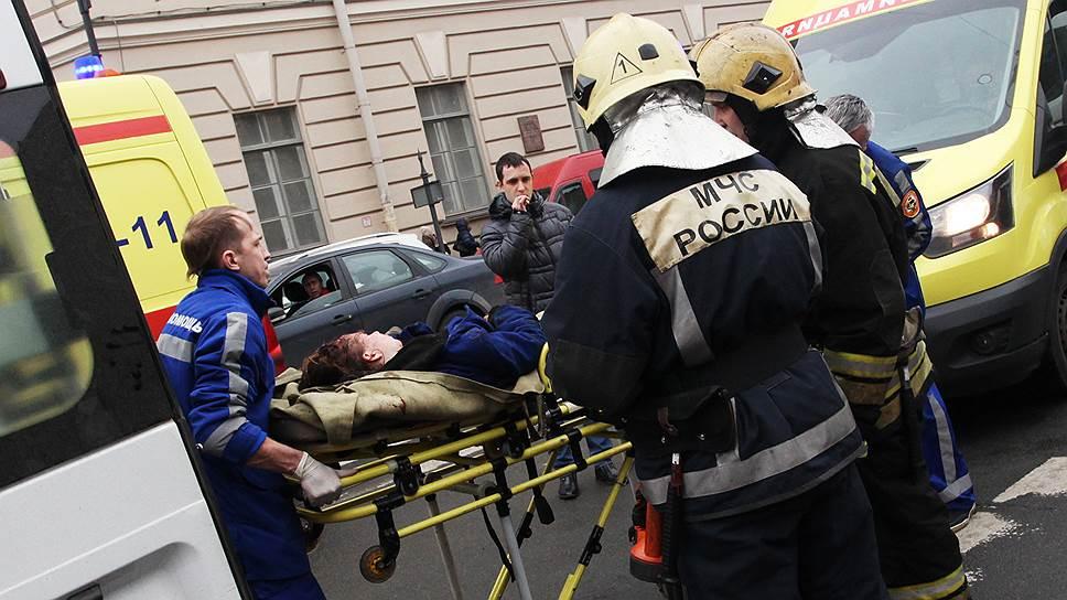 При подготовке взрыва в петербургском метро террористы, по данным ФСБ, пользовались мессенджером Telegram