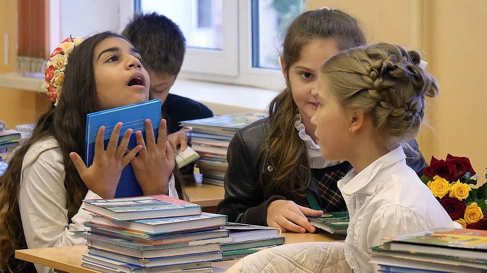 Ольга Васильева полагает, что не надо много учебников для создания в сознании ребенка социокультурной матрицы