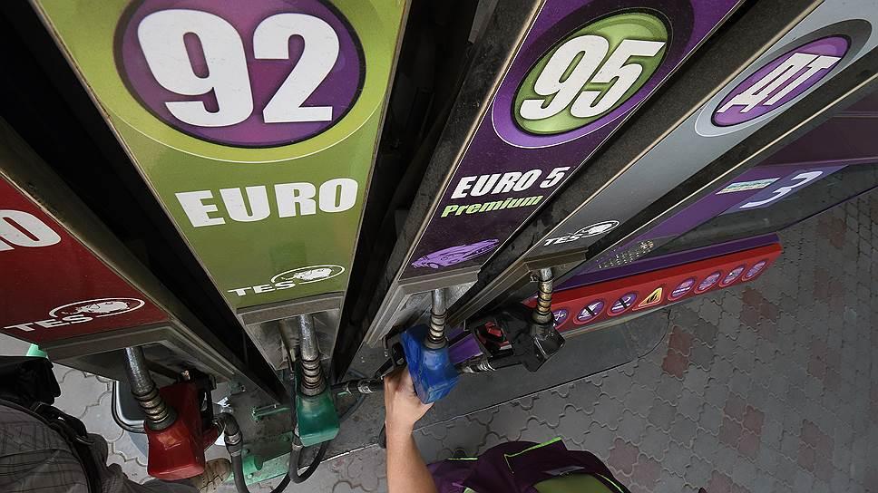 Выход НПЗ из ремонтов не помог снизить цены на топливо
