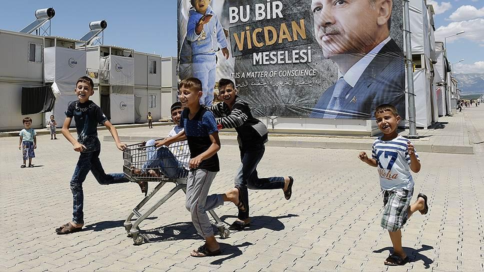 Как проблема переселенцев из зоны конфликта меняет Турцию и весь ближневосточный регион