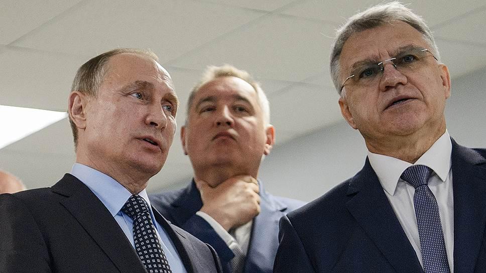 Чем оборонка удивила Владимира Путина на фоне санкций