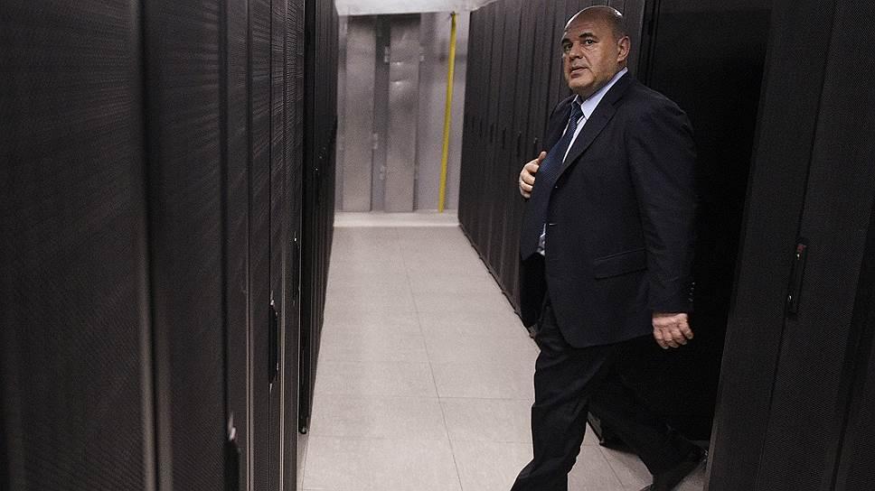 Центры обработки данных, построенные главой ФНС Михаилом Мишустиным, уже сегодня получают данные о 70 млн розничных продаж в день