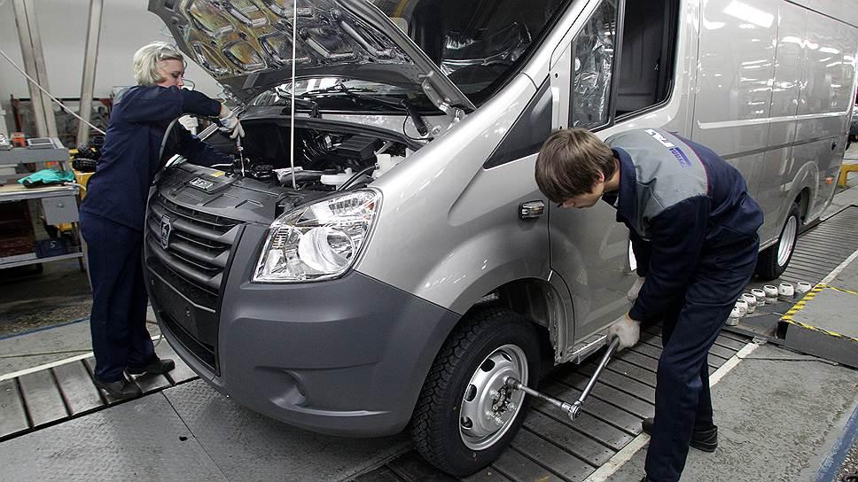 В какие страны поставляет машины группа ГАЗ