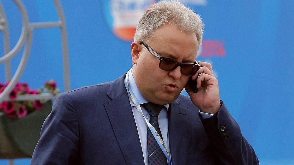 Председатель правления ФСК Андрей Муров (на фото) готов связаться с магистральными сетями Башкирии