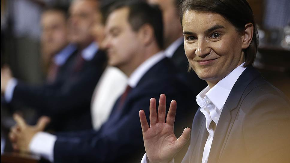 Как новое правительство Сербии приступило к работе