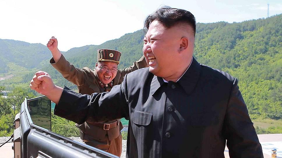 Почему в Москве не поверили словам Пхеньяна об испытаниях межконтинентальной ракеты