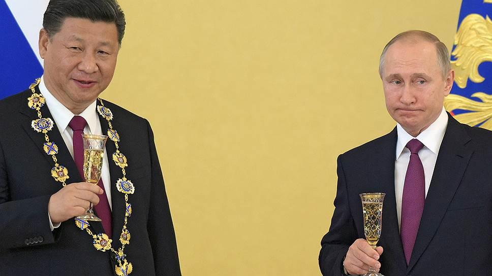 Визит Си Цзиньпина в Москву оказался богатейшим на соглашения и перспективы