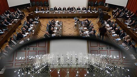 Ученым напомнили о государственных интересах // Депутаты оставили правительству право согласовывать кандидатов в главы Академии