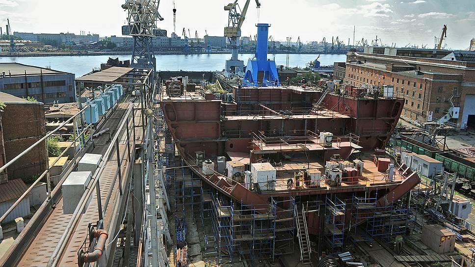 Как в проект атомного ледокола «Лидер» позвали частный капитал