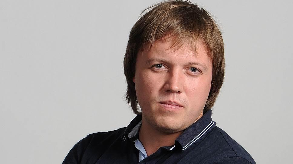 """Корреспондент отдела медиа и телекоммуникаций """"Ъ"""" Роман Рожков"""