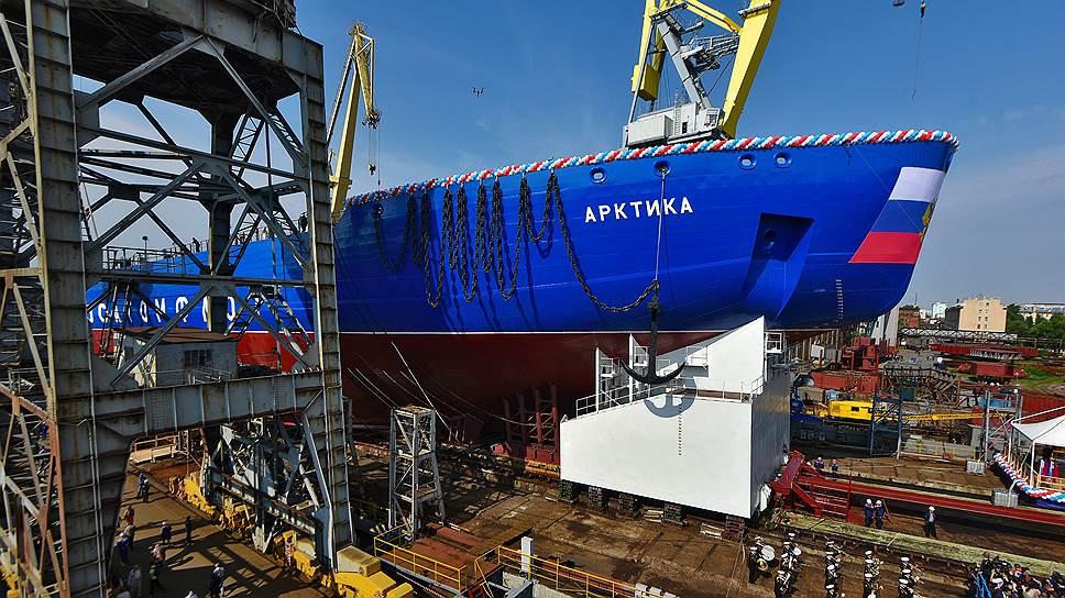 """Почему атомным ледоколом """"Арктика"""" займутся ФСБ и Генпрокуратура"""