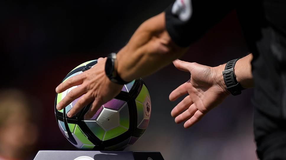 Газета про футбол на английском