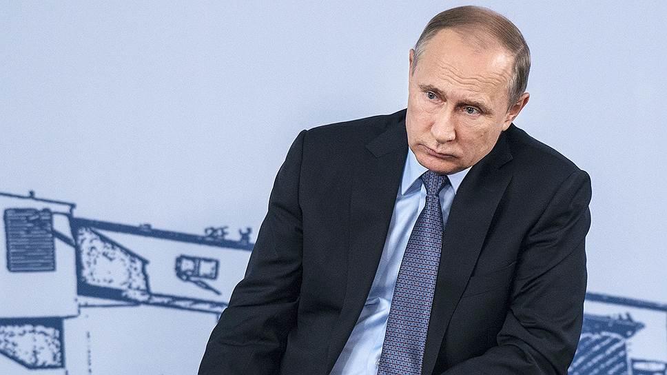Как Владимир Путин воевал за Россию в Белгородской области