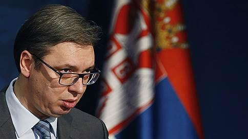Америка предложит Сербии выбор между Россией и Западом // Александр Вучич проведет переговоры в Вашингтоне