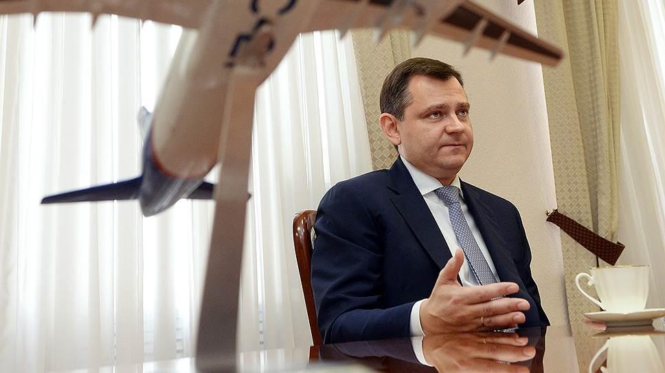 Что президент ОАК Юрий Слюсарь рассказал о перспективах гражданского и особенностях военного авиастроения