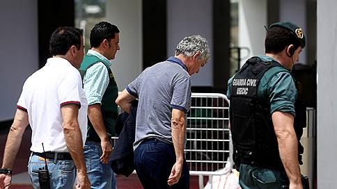 Глава испанского футбола дождался обвинений // Вице-президент FIFA и UEFA Анхель Мария Вильяр арестован по подозрению в коррупции