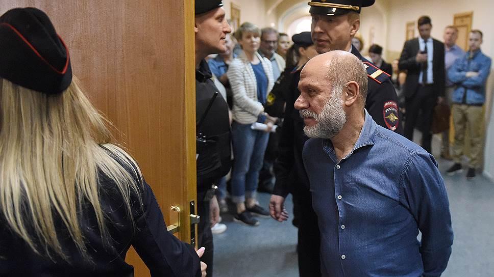 Алексей Малобродский не смог добиться освобождения из СИЗО, несмотря на то что против ареста выступил даже прокурор