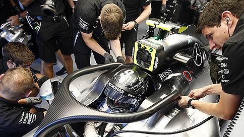 Гонщикам прикроют голову // Машины «Формулы-1» получат дополнительную систему безопасности