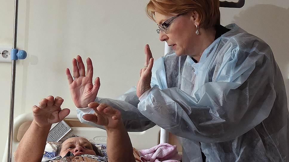 Минздрав под руководством Вероники Скворцовой проведет переучет тех, кто имеет право на медицинскую помощь за счет средств обязательного медицинского страхования