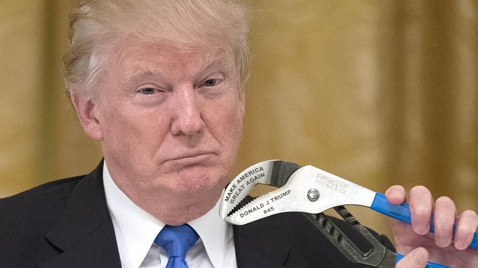 Соединенные санкции Америки