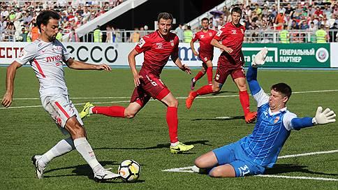 «Спартак» стартовал на «четыре с минусом» // Лучший клуб страны потерял очки во втором матче подряд