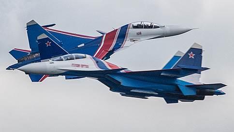Военная авиация подставит крыло гражданской // Корпорация «Иркут» может получить дополнительный заказ на СУ-30СМ