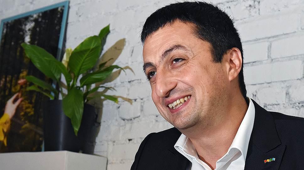 Гендиректор «Детского мира» Владимир Чирахов о планах по развитию