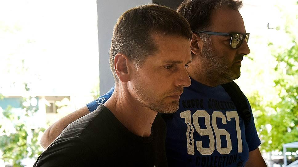 Задержанного в Греции россиянина прокуратура США обвиняет по 21 пункту